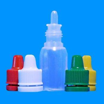 Флакон матово-прозрачный 10 мл (полипропилен)
