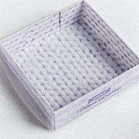 """Коробка для макарун с подложками """"Время теплых объятий"""""""