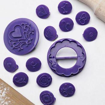 Набор для декорирования кексов