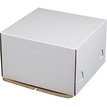 Коробка для торта  28х28х14 cм