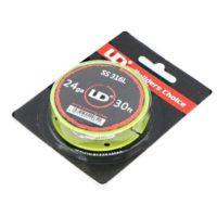 Youde SS316L 24 AWG (0.5 mm)