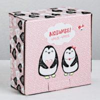 Коробка‒пенал «Любимке»