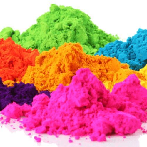 Использование сухих пищевых красителей