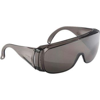 Очки защитные открытого типа, затемненные