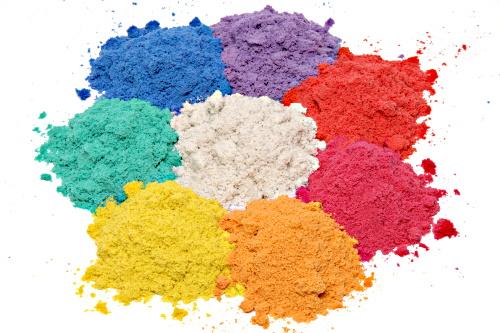 Практические советы по использованию сухих пищевых красителей