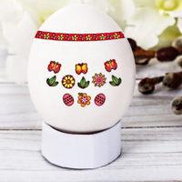 """Пасхальный набор для декорирования """"Бабочки и цветы"""""""