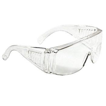 Очки защитные открытого типа, прозрачные