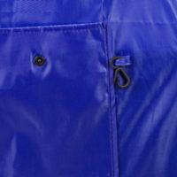 Сумка для покупок складная, цвет синий