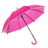 """Зонт-трость «Поцелуй"""", полуавтомат, детский"""