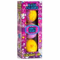 """Бомбочки для ванны  """"Juicy Fruit"""""""